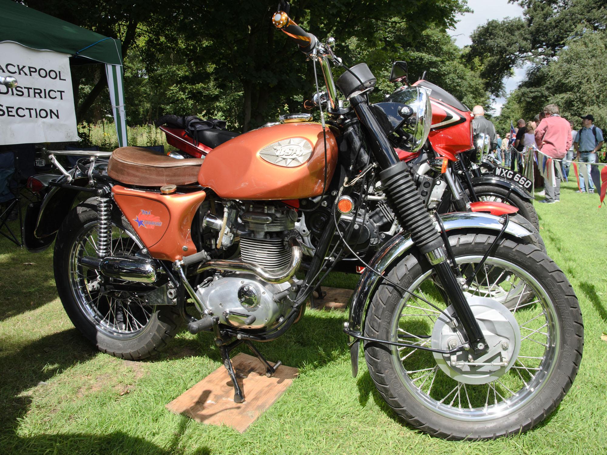 BSA Starfire 250cc (1969)