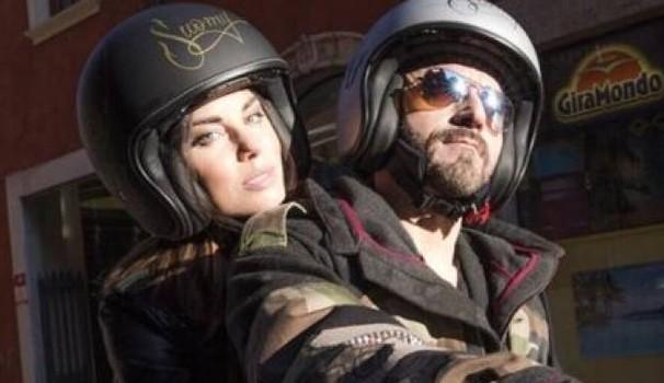 Max Biaggi e Moto Guzzi nel video della Atzei