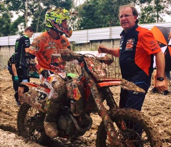 MXGP Indonesia – qualifiche annullate causa maltempo