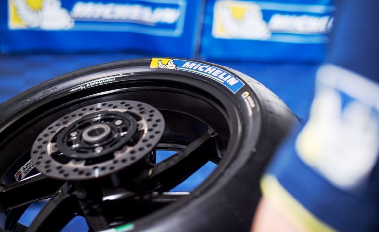 Michelin in MotoGP fino al 2023
