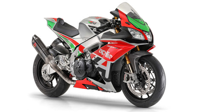 Motor Bike Expo: Aprilia e Moto Guzzi, dalla Superbike all'universo custom