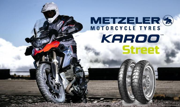 METZELER svela il nuovo KAROO™ Street