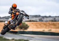KTM 790 Duke e la moto di Tony Cairoli al Motor Bike Expo