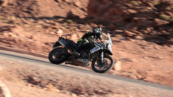 Test Bridgestone Battlax Adventure A41