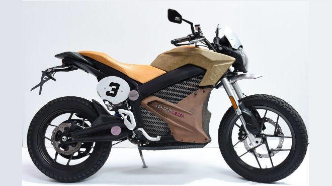 Zero Motorcycles DS ZF14,4 Extravega: il customizing ama le moto elettriche