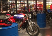 Garage Italia: a cena con MV Agusta