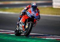 MotoGp: Andrea Dovizioso è il più veloce a Silverstone