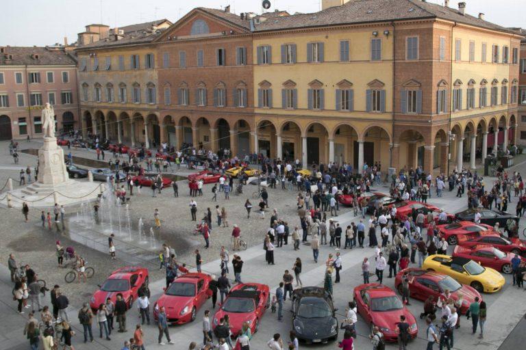 Modena, Ferrari ed Abarth protagonisti al Motor Gallery