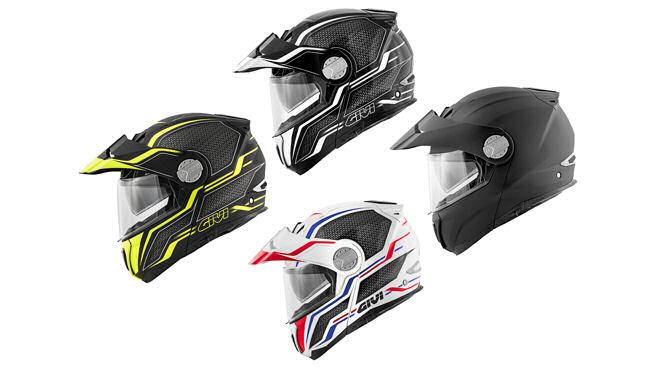 X.33 Canyon, il nuovo casco modulare top di gamma di Givi