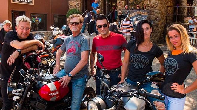 "Yamaha e Virgin Radio: ""Born to be Faster Sons – California"""