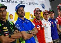 MotoGP Malesia: la conferenza stampa di Sepang