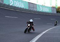 Zero Motorcycles, 1317 km da record!