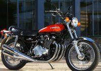 Kawasaki tornerà a produrre i motori Z1 e Z2 originali a tiratura limitata