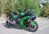 Prova Kawasaki Ninja H2 SX SE
