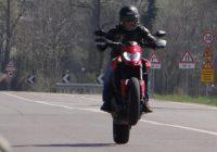 Ducati Hypermotard 950: prova su strada