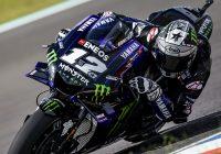 MotoGP, FP2 Vinales 1° e Rossi 3°