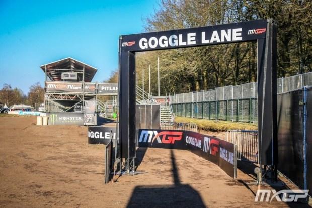In MXGP arriva la Goggle Lane