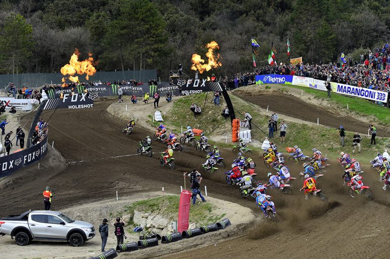 GP del Trentino Motocross | Info video e timetable
