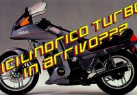 Yamaha: In arrivo un bicilindrico turbo?