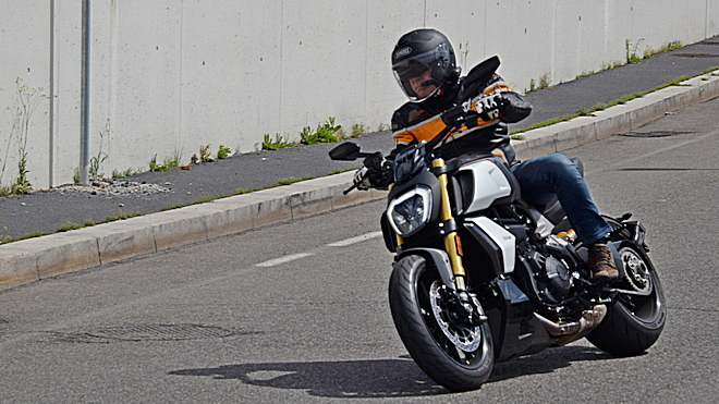 Ducati Diavel 1260 S: first ride