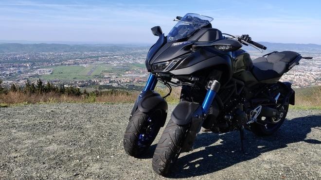 Yamaha Niken: first ride