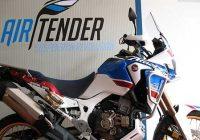 Honda Motor Europe Italia sceglie AirTender per l'Africa Twin