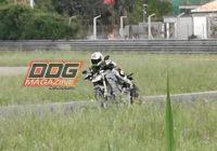 Ducati Streetfighter V4: le foto in esclusiva durante i test a Pergusa
