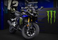 YAMAHA YZF-R125 Monster Energy MotoGP Edition 2019