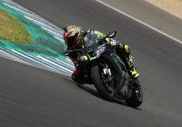 Bridgestone Battlax S22 a Jerez