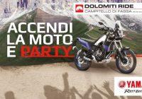 Yamaha Dolomiti Ride 2019