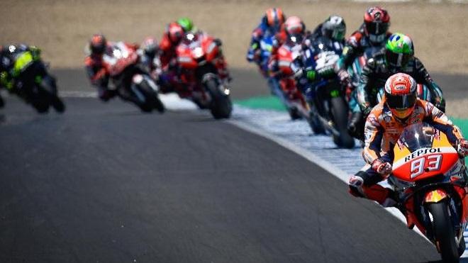 GP di Spagna, che sfortuna Quartararo! Brillano Marquez, Baldassarri e Antonelli