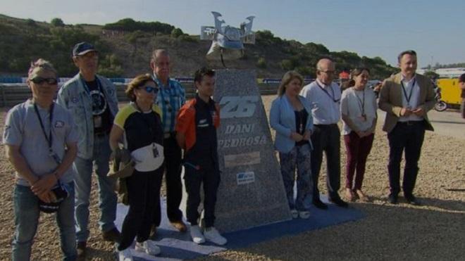 MotoGP, Jerez omaggia Pedrosa