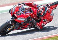 MotoGP Petrux, era ora!