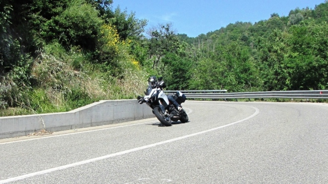 Ducati Multistrada 950 S test