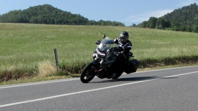 Triumph Tiger 800 XRt: il test