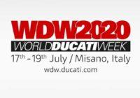 WDW2020: 17-19 Luglio al Misano World Circuit