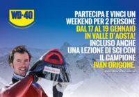 "WD-40 vinci un "" Week-end ad alta quota"""