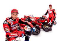 MotoGP: Ducati presenta la moto 2020