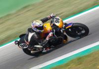 Parte il Moto Guzzi Fast Endurance 2020