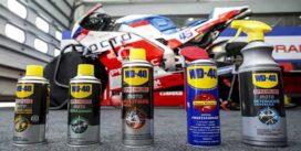 Novità WD-40: Speciale Kit Manutenzione Catena Moto