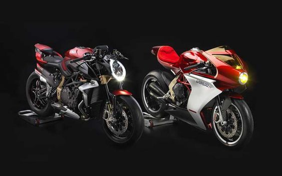 MV Agusta: Brutale e SuperVeloce Sold Out in pochi giorni!