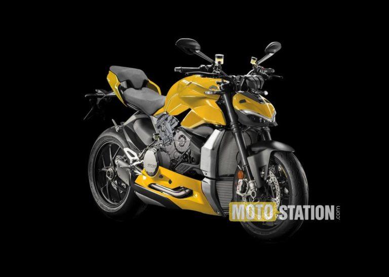 Ducati Streetfighter V2: come potrebbe essere