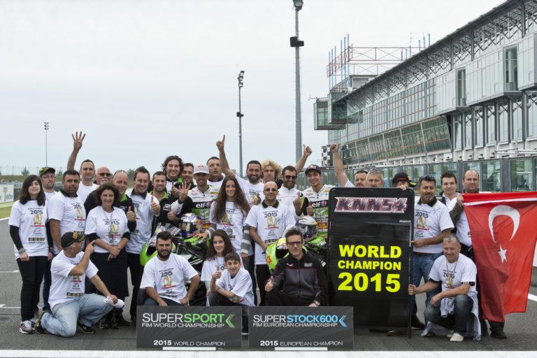 Kawasaki Puccetti Racing, storia di un successo italiano