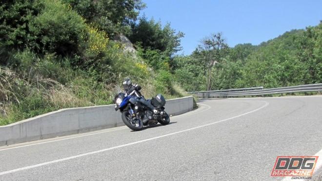 Suzuki V-Strom 1000 XT Globe Rider: il test