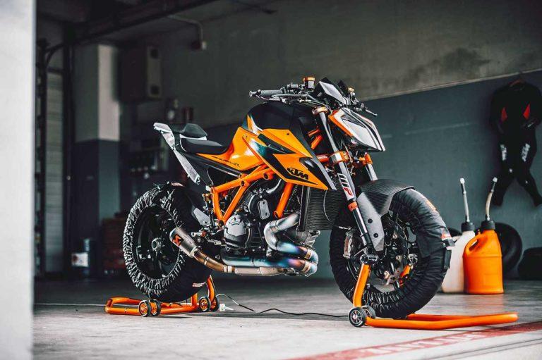 Nuovi prodotti WP per le KTM Duke 2020