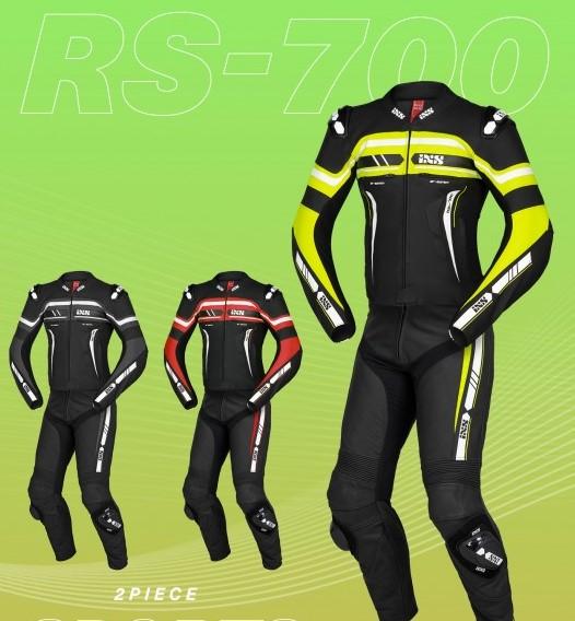 IXS LD RS-700: fusione di sportività e comodità