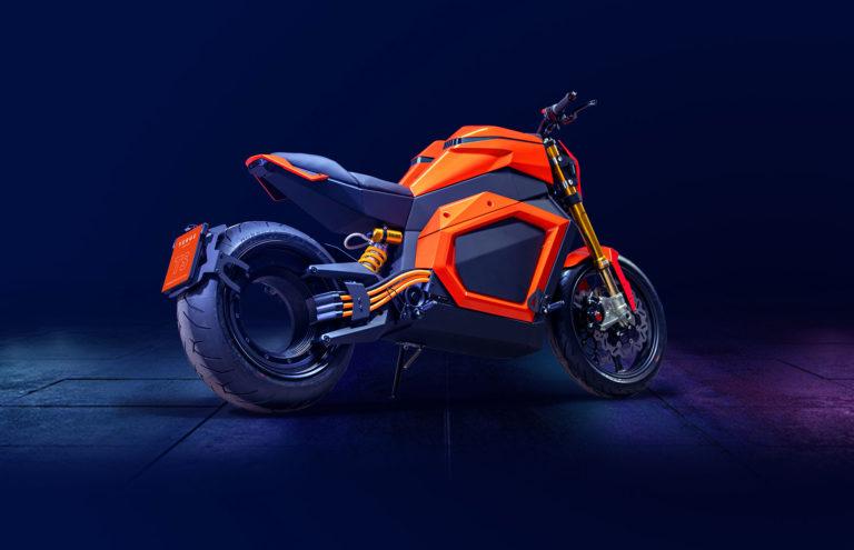 Verge Motorcycles TS, l'elettrica nata dal progetto E2 RMK