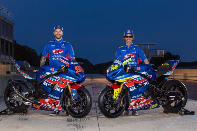 Suzuki pronta a riprendere il campionato MotoAmerica