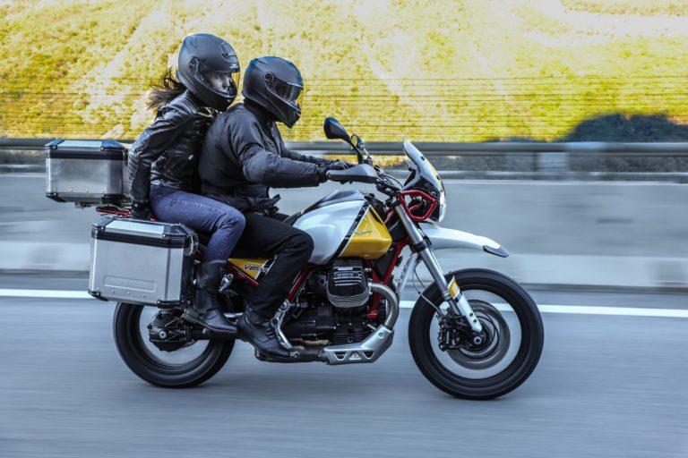 Moto Guzzi, riparte la Experience 2020