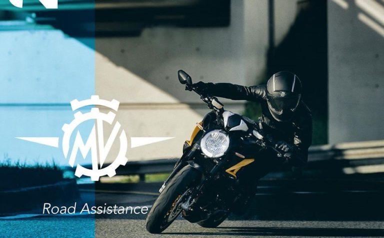 MV Agusta Road Assistance